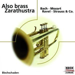 Also brass Zarathustra (Eloquence), Blechschaden