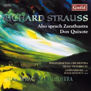 Also Sprach Zarathustra, Djong Victorin Yu, Philharmonia Orchestra