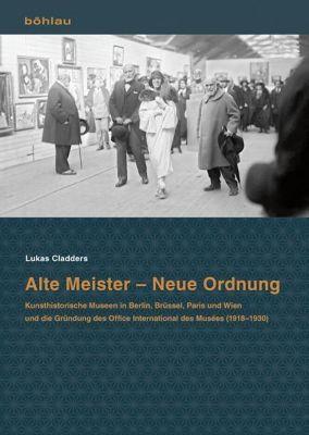 Alte Meister - Neue Ordnung, Lukas Cladders