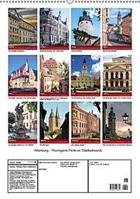 Altenburg - Thüringens Perle im Städtedreieck (Wandkalender 2019 DIN A2 hoch) - Produktdetailbild 13
