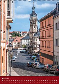 Altenburg - Thüringens Perle im Städtedreieck (Wandkalender 2019 DIN A2 hoch) - Produktdetailbild 4