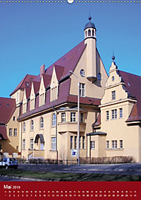 Altenburg - Thüringens Perle im Städtedreieck (Wandkalender 2019 DIN A2 hoch) - Produktdetailbild 5