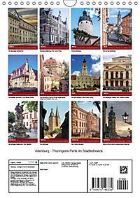 Altenburg - Thüringens Perle im Städtedreieck (Wandkalender 2019 DIN A4 hoch) - Produktdetailbild 13