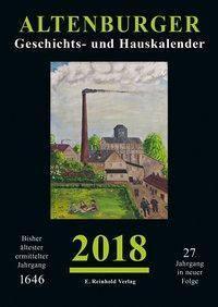 Altenburger Geschichts- und Hauskalender 2018