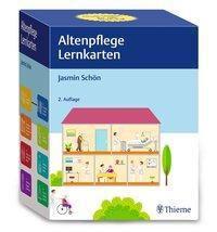 Altenpflege Lernkarten, Jasmin Schön