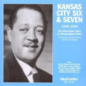 Alternative Takes (1938-1944), Kansas City Six & Seven
