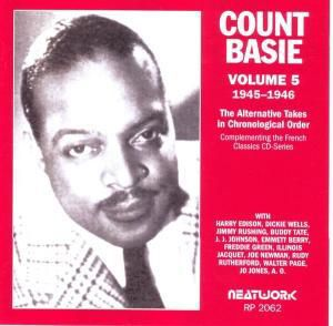 Alternative Takes Vol.5 (1945-, Count Basie