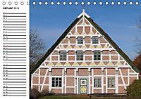 Altländer Fachwerkhäuser (Tischkalender 2019 DIN A5 quer) - Produktdetailbild 1