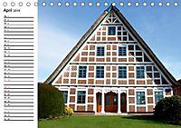 Altländer Fachwerkhäuser (Tischkalender 2019 DIN A5 quer) - Produktdetailbild 4