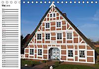 Altländer Fachwerkhäuser (Tischkalender 2019 DIN A5 quer) - Produktdetailbild 5