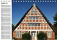 Altländer Fachwerkhäuser (Tischkalender 2019 DIN A5 quer) - Produktdetailbild 8