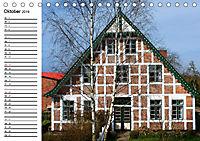 Altländer Fachwerkhäuser (Tischkalender 2019 DIN A5 quer) - Produktdetailbild 10