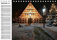 Altländer Fachwerkhäuser (Tischkalender 2019 DIN A5 quer) - Produktdetailbild 12