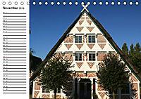 Altländer Fachwerkhäuser (Tischkalender 2019 DIN A5 quer) - Produktdetailbild 11
