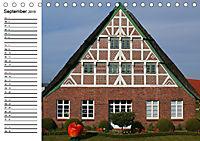 Altländer Fachwerkhäuser (Tischkalender 2019 DIN A5 quer) - Produktdetailbild 9