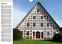 Altländer Fachwerkhäuser (Wandkalender 2019 DIN A4 quer) - Produktdetailbild 4