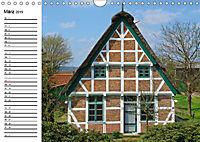 Altländer Fachwerkhäuser (Wandkalender 2019 DIN A4 quer) - Produktdetailbild 3