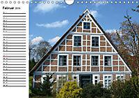 Altländer Fachwerkhäuser (Wandkalender 2019 DIN A4 quer) - Produktdetailbild 2
