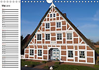 Altländer Fachwerkhäuser (Wandkalender 2019 DIN A4 quer) - Produktdetailbild 5