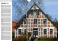 Altländer Fachwerkhäuser (Wandkalender 2019 DIN A4 quer) - Produktdetailbild 10