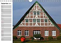 Altländer Fachwerkhäuser (Wandkalender 2019 DIN A4 quer) - Produktdetailbild 9
