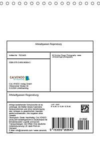 Altstadtgassen Regensburg (Tischkalender 2019 DIN A5 hoch) - Produktdetailbild 13
