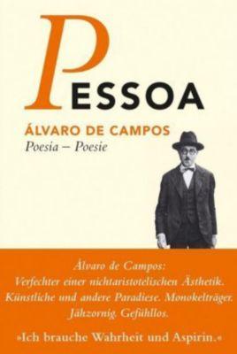 Alvaro de Campos, Poesia, Poesie, Fernando Pessoa