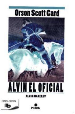 Alvin, el oficial, Orson Scott Card