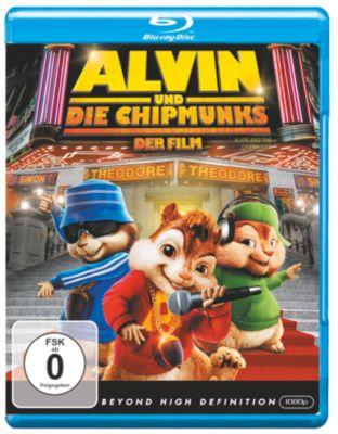 Alvin und die Chipmunks, Jon Vitti, Will McRobb, Chris Viscardi, Ross Bagdasarian