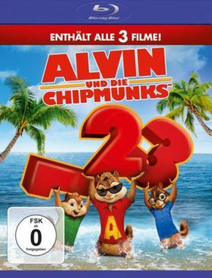 Alvin und die Chipmunks 1 - 3