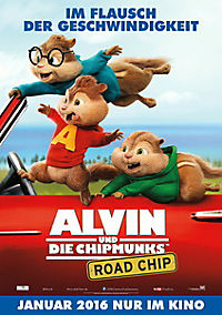 Alvin und die Chipmunks: Road Chip - Produktdetailbild 1