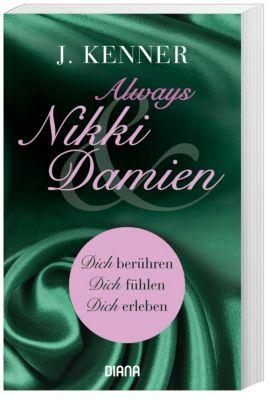 Always Nikki & Damien - J. Kenner |
