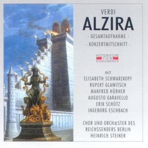 Alzira, Chor & Orch.D.Reichssend.Berli
