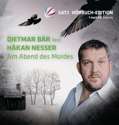Am Abend des Mordes, 1 MP3-CD - Hakan Nesser |