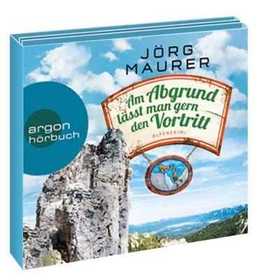 Am Abgrund lässt man gern den Vortritt, 7 Audio-CDs, Jörg Maurer