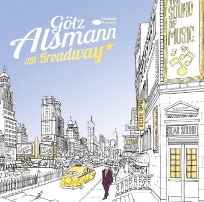 Am Broadway (Day Edition), Götz Alsmann