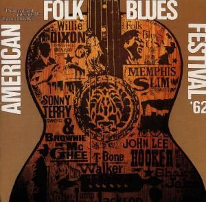 Am.Folk Blues Festival '62, American Folk Blues Festival