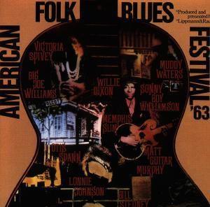 Am.Folk Blues Festival '63, American Folk Blues Festival