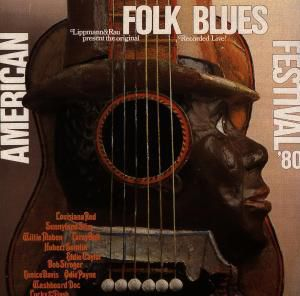 Am.Folk Blues Festival '80, American Folk Blues Festival
