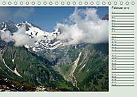 Am Grossglockner - Planer (Tischkalender 2019 DIN A5 quer) - Produktdetailbild 2