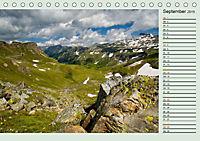 Am Grossglockner - Planer (Tischkalender 2019 DIN A5 quer) - Produktdetailbild 9