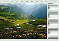 Am Grossglockner - Planer (Tischkalender 2019 DIN A5 quer) - Produktdetailbild 4