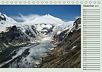 Am Grossglockner - Planer (Tischkalender 2019 DIN A5 quer) - Produktdetailbild 12