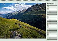 Am Großglockner - Planer (Wandkalender 2019 DIN A2 quer) - Produktdetailbild 8
