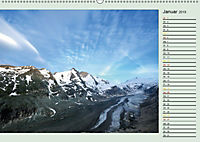 Am Großglockner - Planer (Wandkalender 2019 DIN A2 quer) - Produktdetailbild 1
