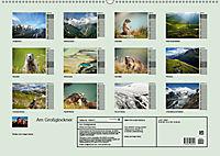 Am Großglockner - Planer (Wandkalender 2019 DIN A2 quer) - Produktdetailbild 13