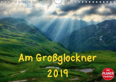 Am Großglockner - Planer (Wandkalender 2019 DIN A4 quer), Kirsten Karius, Kirsten und Holger Karius
