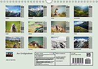 Am Großglockner - Planer (Wandkalender 2019 DIN A4 quer) - Produktdetailbild 13
