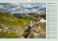 Am Großglockner - Planer (Wandkalender 2019 DIN A4 quer) - Produktdetailbild 9