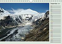 Am Großglockner - Planer (Wandkalender 2019 DIN A4 quer) - Produktdetailbild 12